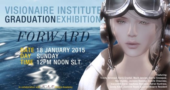 VISIONAIRE BATCH 2 INVITE