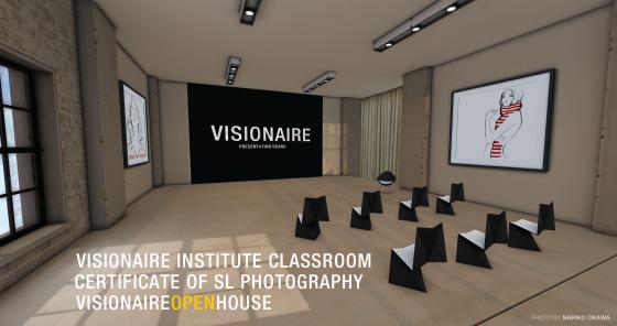 VISIONAIRE INSTITUTE CLASSROOM OPENHOUSE